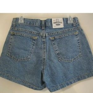 Vintage Lee Dungarees Shorts Size 9 USA Made